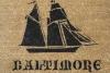 Pirate Ship doormat