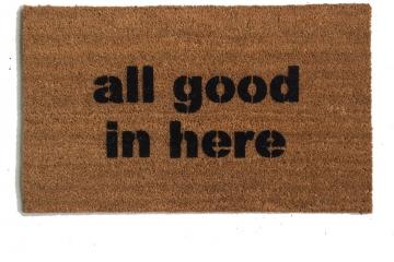 All good in here™  doormat