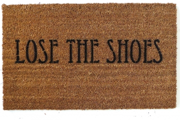 I Mustache You To Remove Your Shoes Doormat Damn Good