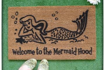 Mermaid Hood