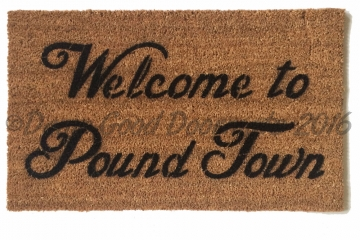 Welcome to Pound Town™