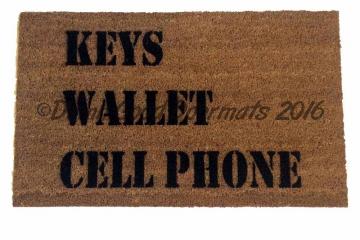 KEYS WALLET CELL PHONE™