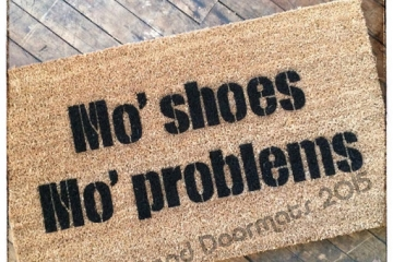 Mo shoes Mo problems™