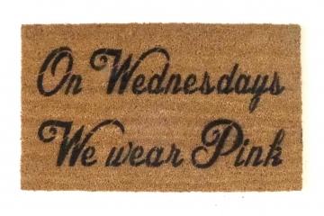 Wednesdays we wear PINK