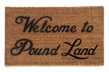Welcome to Pound LAND™