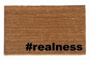 #realness hashtag