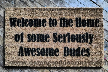 Seriously Awesome Dudes™