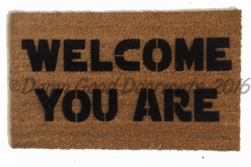 welcome you are™