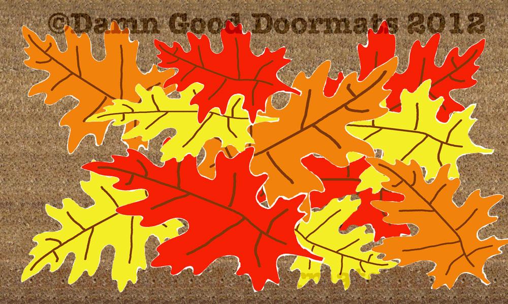 New Seasonal Doormats Damn Good Doormats