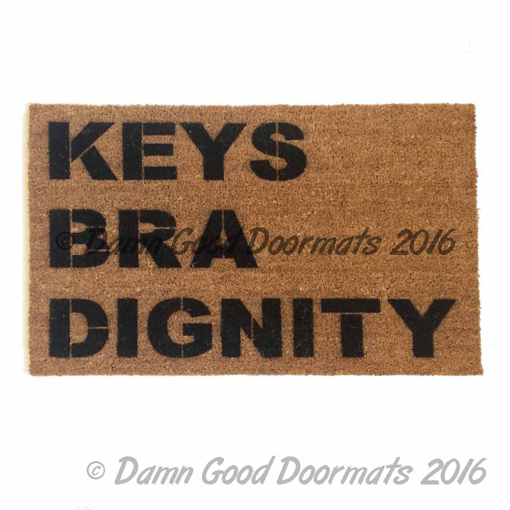 Keys Wallet Cell Phone Doormat World S Most Useful