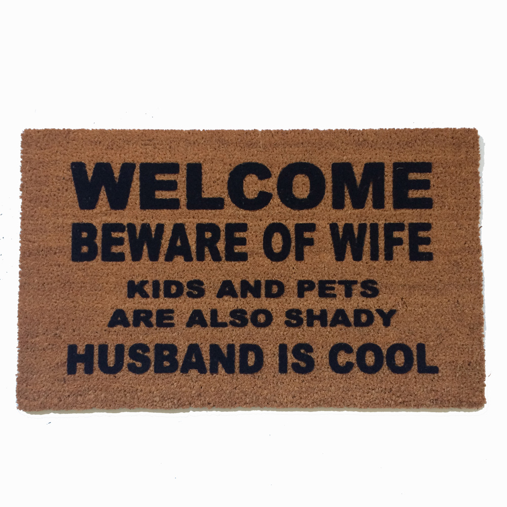 Image Result For Personalized Welcome Mats